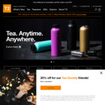 20% off Store Wide @ T2 (Membership to Tea Society Required, Free to Join Can Be Done at Checkout)