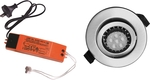 Osram Ledvance 7W Dimmable LED Gimble Downlight Kit $9.95 @ Bunnings
