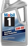 Mobil 1 5W-50 5 Litre Engine Oil at $37.77 at SuperCheap Auto (Delivery Only)