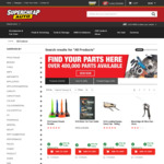 Discounted Items @ Supercheap Auto (Funnels $1, Was $4.67/Air Tool Kit $89.95, Was $228)