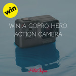 Win a GoPro Hero Action Camera Worth $199 from Prizetopia