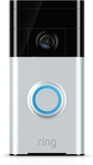 Ring Video Doorbell Satin Nickel $103.30 @ Bunnings