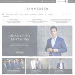 Van Heusen 40% off Online Only (Requires Registration)