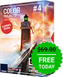 Free - Color Projects 4 Elements Windows/Mac (Was $69) @ Giveaway of The Day