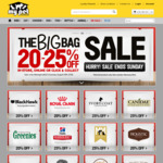 Big Bag Sale 20-25% off Selected Products (e.g. Ivory Coat Lamb and Sardine 13kg $82.49 Delivered) @ My Pet Warehouse