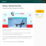 ShortPixel Image Optimizer USD $29 (AUD $40) Wordpress Plugin to Optimize Website Images