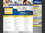 Join ADAM 24 Months ADSL/VDSL Plan Receive $150 Prepaid Visa or iPod Nano+ $10iTunesVoucher SA/NT