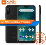 Xiaomi Mi A2 Lite - 3GB 32GB Snapdragon 625 Octa Core - US $191.39 / AU $262.61 @ Xiaomi Online Store AliExpress