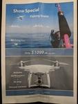 [VIC] DJI Phantom 4 (Refurbished) + Air Drop + 1yr Warranty $1099 @ The Education Show, Melbourne Convention Centre