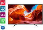 """(Pre-Order) Kogan 65"""" 4K LED TV (Series 8 JU8000) $699 + Delivery @ Kogan"""