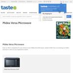 Win a Midea Versa Microwave Worth $349 from News Life Media