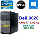 [Used] Dell Optiplex 9020 Tower PC Core i7 4770 Desktop 8GB Ram 256GB SSD Win 10 $449.10 Delivered @ Adelaidepcservices eBay