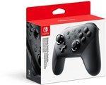 Nintendo Switch Pro Controller $79.99 Delivered @ Amazon AU