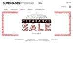 Sunshades Eyewear Family & Friends Sale. 60-90% off RRP on Gucci, Karen Walker, Stella Mccartney and More