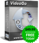Free Download of Idealshare Videogo 6.1.7 (Normally $49.99) @ Giveaway of The Day