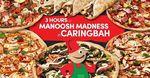 [NSW] Free Pizza Saturday 24/11 12-3PM @ Manoosh (Caringbah)