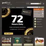 Free Express Shipping @ Good Food Gift Card