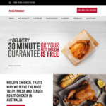 [WA] Free Quarter Chicken and Chips 23/11 @ Red Rooster, Northbridge