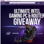 Win an Mwave Torque Gaming PC & Netgear XR700 Nighthawk Pro Gaming Router Worth $5,348 from Mwave