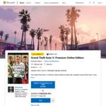 [XB1] Grand Theft Auto V: Premium Online Edition AU $30.59 (Was AU $92.70), AU $23.18 with Xbox Live Gold @ Microsoft