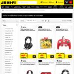 20% off Selected Gaming Accessories @ JB Hi-Fi