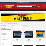 $50 Credit for Purchase of Century Battery @ Supercheap Auto (Membership Required)