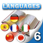 iLearn Series 6in1 (Language Travel Dictionary App) - iOS iPad, iPhone - Was ($3.99) Now FREE!