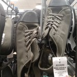Wes Canvas Lace up Shoes - Green $1 @ Target, Browns Plains