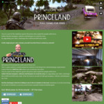 [PC] DRM-Free - Welcome to Princeland (Full Version, Single Player) @ Indiegala
