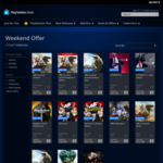PSN Weekend Offer (Up to 60% off) e.g. HITMAN 2 $47.95, Persona 5 $30.95 on Playstation.com