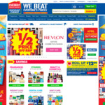 $10 Apology Voucher for Delayed Shipping with any Order @ Chemist Warehouse