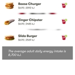 KFC Secret Menu Items via KFC App - $6.95 Per Item [Nationwide]