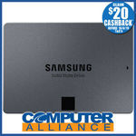 Samsung 860 QVO 1TB SSD $157.17 + Delivery (Free with Plus) + $20 CB via Redemption @ Computer Alliance eBay