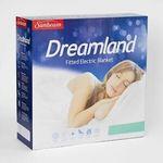 ½ Price Sunbeam Dreamland Electric Blankets (Single Size $43.65, QB $82.45, KB $92.15) + Ship ($0 /w Plus) @ Target eBay