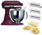 KitchenAid KSM150 Stand Mixer with Pasta Set $399.20 + Delivery @ Peter's of Kensington eBay