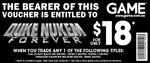 Duke Nukem $18 When Trading Black Ops, Portal 2, Crysis 2, Operation Flashpoint, Brink (360/PS3)