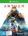 [XB1, PS4] Anthem $15 + Delivery (Free with Prime / $49 Spend) @ Amazon AU (or JB Hi-Fi)