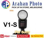 [eBay Plus] Godox V1 Round Head Flash for Sony $339.15 Delivered @ Arahan Photo eBay