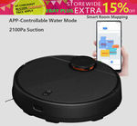 [eBay Plus] Xiaomi Mi 2 in 1 Sweeping Mopping Robot Vacuum Cleaner 2nd Generation - Black  $594.95 Delivered @ eBay Gearbite
