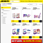 LittleBits Electronics Kits for Kids - from $15 @ JB Hi-Fi (Click and Collect)