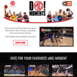 Win 1 of 7 NBL Prize Packs Worth Up to $1,892 from MG Motor Australia
