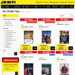 40% off BBC DVDs, Blu-Rays & 4Ks @ JB Hi-Fi