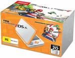 New Nintendo 2DS XL Console White Orange with Mario Kart 7 $99 Delivered @ Amazon AU