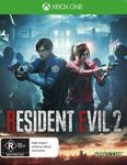 [XB1] Resident Evil 2 $24.95 + Delivery (Free with Prime / $39 Spend) @ Amazon AU