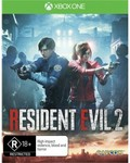 [XB1] Resident Evil 2 or Devil May Cry 5 $22 Each @ Harvey Norman - in Store Only
