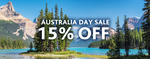 15% off Air Canada Flights to USA and Canada