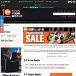 Up to 75% off ESP Guitars (e.g. ESP E-II Eclipse $2899, ESP E-II M-II-7 $2799) @ Belfield Music