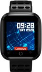Lenovo Smartwatch E1 TFT Screen Sports Smartwatch Global Version, AU $41/US $26.99 Delivered @ GearBest