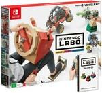 [Switch] Nintendo Labo Vehicle Kit $39.95 (RRP $99) @ EB Games