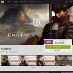 [PC] DRM-Free - Greedfall $46.86 AUD (Was $69.95 AUD) @ GOG